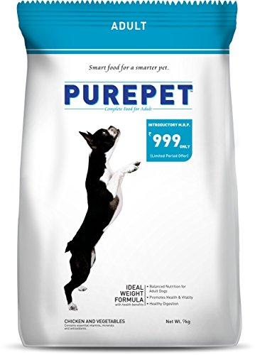 Purepet Chicken & Veg Adult Dog Food, 9 kg
