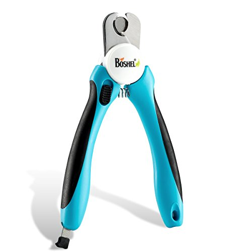 Dog Nail Clippers and Trimmer By Boshel - with...