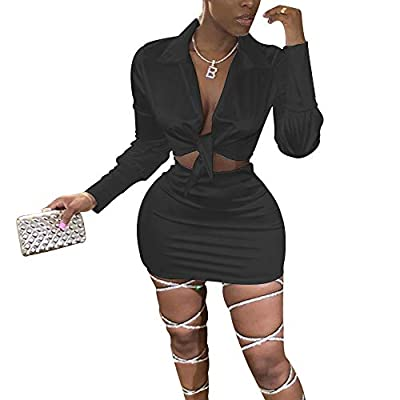 Material:95% Polyester+5% Spandex,soft and high stretchy satin fabric,comfortable,breathable,skin-friendly.smooth to touch,sexy club outfits for women are made of quality Satin. Size:S(US0-2),M(US4-6),L(US8-10),XL(US10-12) Feature:Long Sleeves,Solid ...
