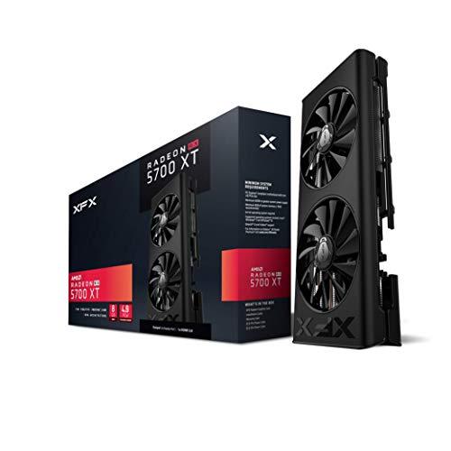 XFX Radeon RX 5700 XT DD 8GB DDR6 3xDP HDMI Scheda Grafica (RX-57XT82LD6)
