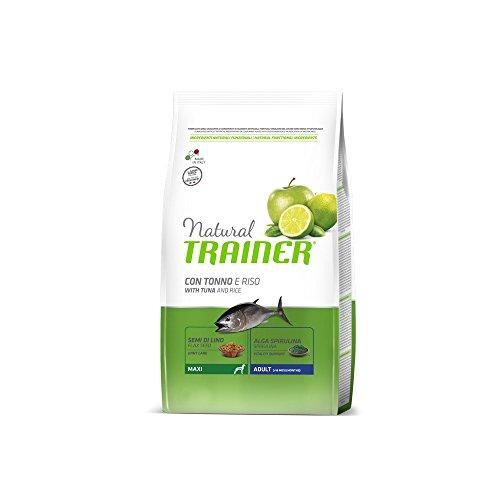 Trainer Natural Cibo per Cani Maxi Adult Pesce e Riso 12kg