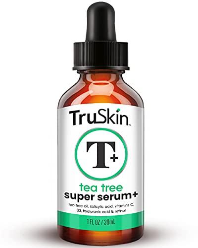 TruSkin Tea Tree Clear Skin Super Serum,...