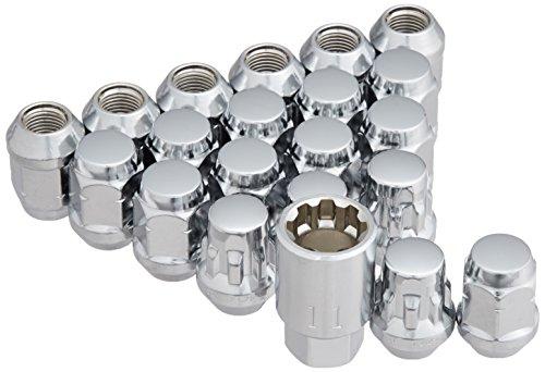 KYO-EI [ 協永産業 ] Bull Lock [ 袋タイプ 19HEX ] M12 x P1.25 5H車用 [ 個数:20P ] [ 品番 ] 0653-19