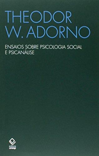 Ensayos sobre psicología social y psicoanálisis
