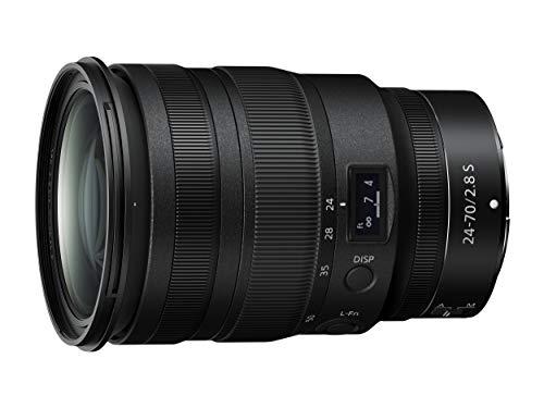 NIKON NIKKOR Z 24-70mm f/2.8 S Standard Zoom Lens for Nikon Z Mirrorless Cameras (Electronics)