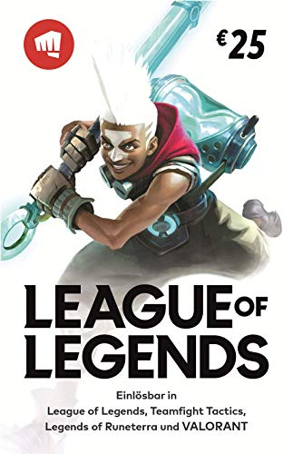 League of Legends €25 Gift Card | Riot Points