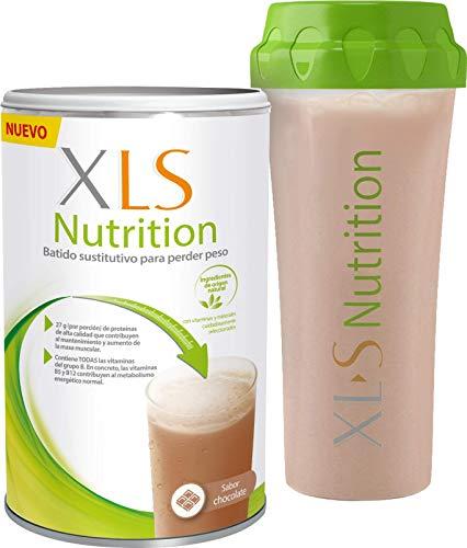 XLS Medical Nutrition Chocolate + Shaker de regalo - Batido