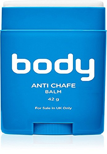 Body Glide Unisex Body Original Anti Chafe Balm Stick, Blue, 22g