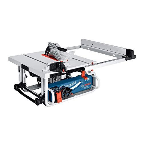 Bosch Professional Scie sur table GTS 10 JRE (1 800W, Ø de la lame: 254 mm, poids: 26 kg, pack d'accessoires)
