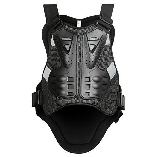WILDKEN Gilet Protettivo per Moto Protezione del Torace Proteggi la Schiena Gilet di Protezione Sci Giacca Protettiva...