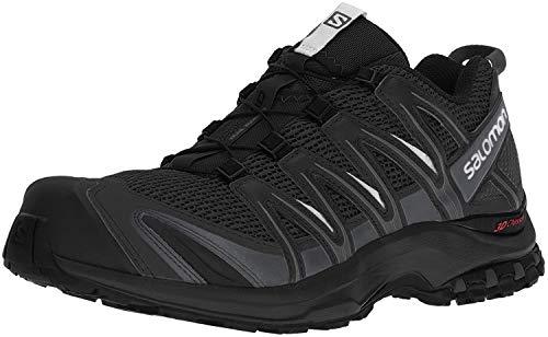 SALOMON Xa Pro 3d, Men's Trail Running Shoes,Black (Black Magnet Quiet Shade)-8 1/2 UK (42 2/3 EU)