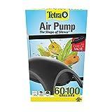 Tetra 77850 Whisper Air Pump, for Aquariums, Quiet, Powerful Airflow, 1 Count (Pack of 1)