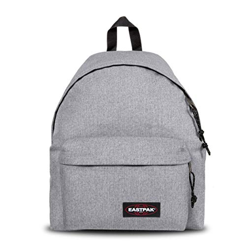 Eastpak Padded Pak'R Zaino, 40 Cm, 24 L, Grigio (Sunday Grey)