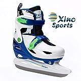 Premium Adjustable Ice Skates...