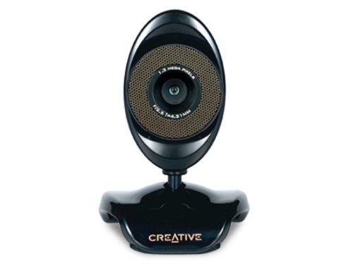 Creative Live! Cam Video IM Ultra USB-Webcam mit integriertem Mikrofon