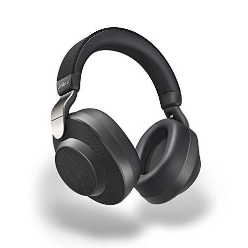 Jabra Elite 85h Over-Ear Kopfhörer – Aktive Noise Cancellation – Kabellose Kopfhörer mit langer Akkulaufzeit – Titanium Schwarz