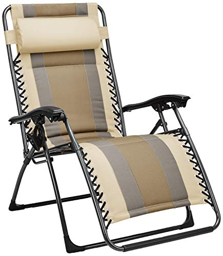 41H+CAq00BL - 7 Best Zero Gravity Chair Reviews