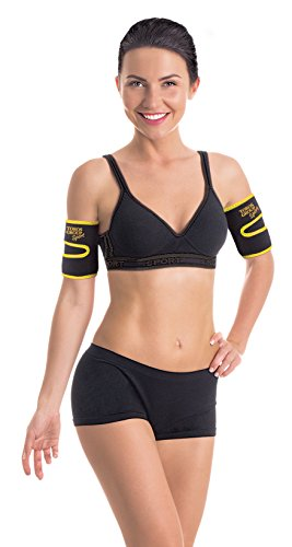 Fascia braccia-Cintura elastica braccio-Neoprene termica-Cintura Dimagrante - Cintura per...