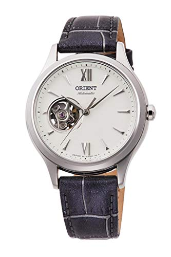 Orient Uhr Damen Silber