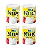 Nido Milchpulver 4 x 400g Cream Milch Pulver Instant