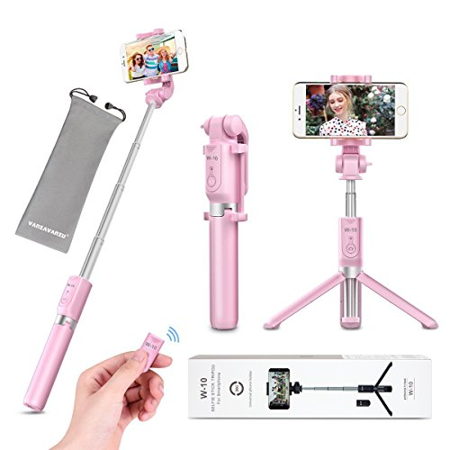 Selfie Stick - VANZAVANZU Extendable...