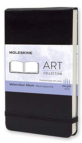 Moleskine Arte Plus Aquarela album