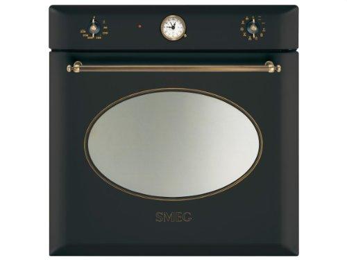 Smeg SF855AO forno Forno elettrico 79 L 3000 W Antracite A-10%