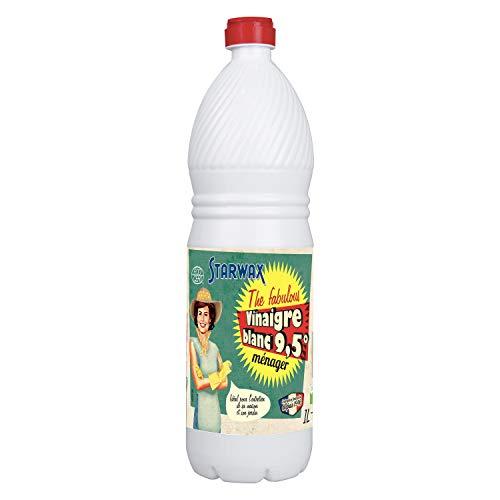 Starwax - Vinagre Blanco 21063 - Concernido detergente Pero