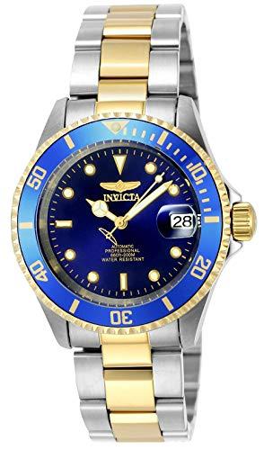 Invicta 8928OB Pro Diver Orologio da Unisex acciaio inossidabile Automatico quadrante blu