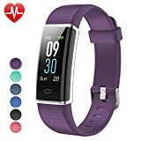 Willful Fitness Tracker, Heart Rate Monitor Fitness Watch Activity Tracker(14 Modes) Pedometer with Step...
