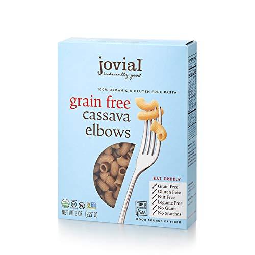 Grain-Free Cassava Elbows