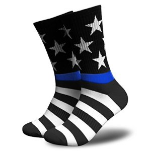 American Flag Socks for Men