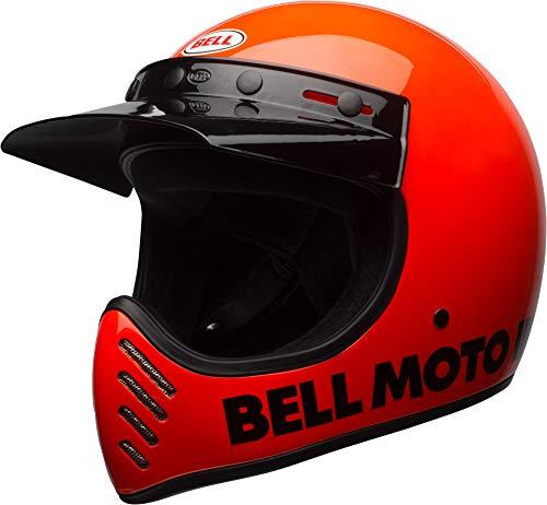 BELL ヘルメット Moto-3 17-20年 現行モデル Classic オレンジ/S [並行輸入品]