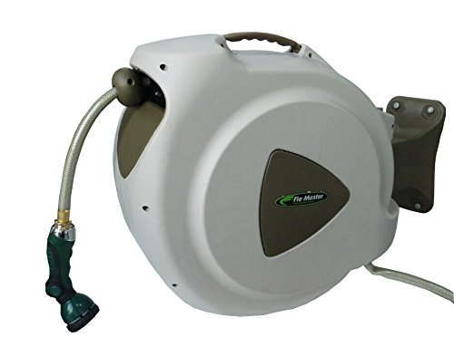 RL Flo-Master 65HR8 Retractable Hose Reel, 65...