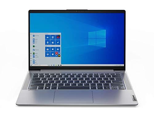 "Lenovo IdeaPad 5 Notebook, Display 14"" FullHD IPS, Processore AMD Ryzen 5 4500U, 256 GB SSD, RAM 8 GB, Fingerprint, Windows 10, Platinum Grey"