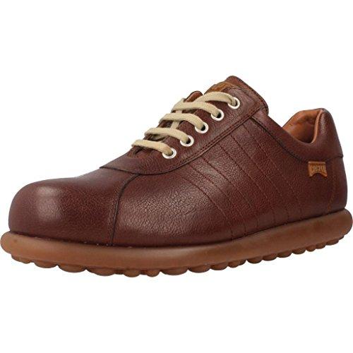 Camper Pelotas Ariel, Zapatos de Cordones Oxford Hombre, Braun (Medium Brown 194), 39