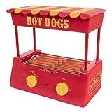 Nostalgia HDR8RY Hot Dog Warmer 8...
