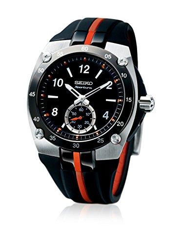 SEIKO Uhr mit japanischem Quarzuhrwerk Unisex Unisex SRK025 42 mm