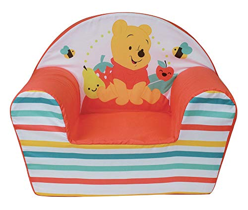 Fun House 713013 Disney Winnie The Pooh Poltrona Club per Bambini,