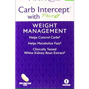Natrol Carb Intercept with Phase 2 Starch Neutralizer, 120 Capsules (Pack of 2) 4 - My Weight Loss Today