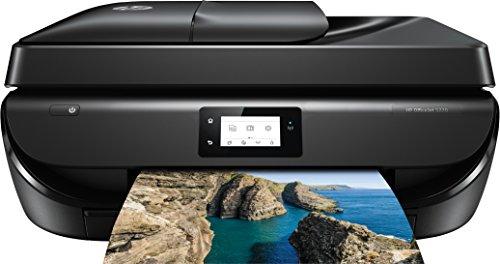 HP OfficeJet 5220, Stampante Multifunzione a Getto di Inchiostro, Stampa, Scannerizza, Fotocopia,...
