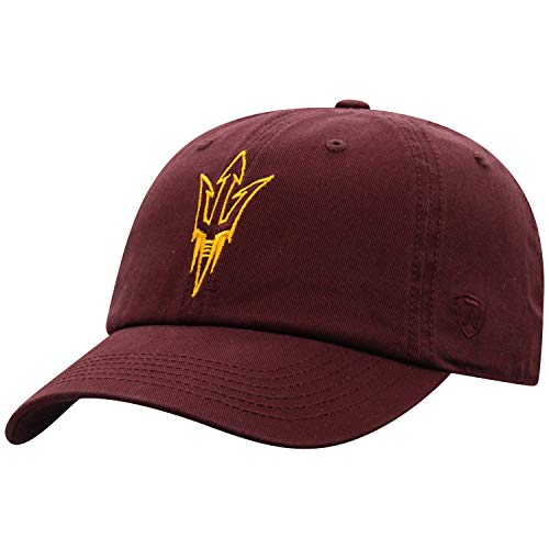Top-of-the-World-NCAA-Kids-Hat-Adjustable-Relaxed-Fit-Team-Icon