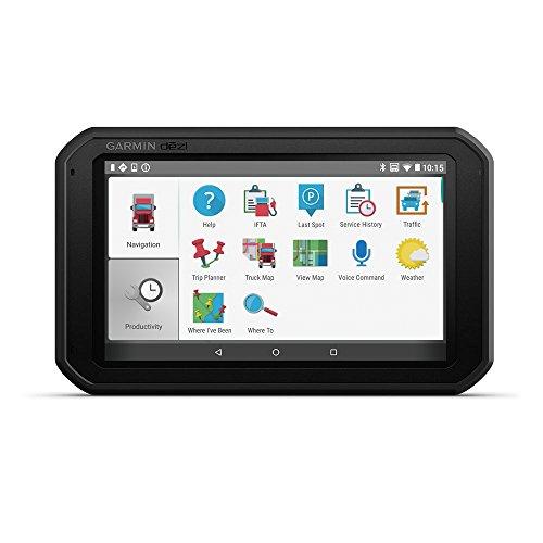 "Garmin dēzl 780 LMT-D Fijo 6.95"" TFT Pantalla táctil 437g Negro navegador - Navegador GPS (Toda Europa, 17,6 cm (6.95""), 1024 x 600 Pixeles, TFT, Tarjeta de Memoria, MicroSD (TransFlash))"