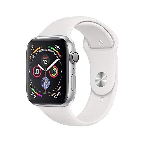 Smartwatch Samba IWO 11 Pro com GPS - Pulseira Silicone 44mm (Branco)