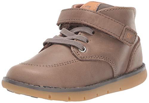 Stride Rite girls Srt Quinn Sneaker, Brown, 6 X-Wide Toddler US