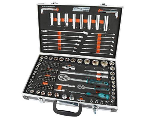 Brüder Mannesmann Werkzeuge M98432 Steckschlüsselsatz...