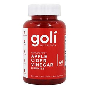 Goli Nutrition Goli nutrition World's First Apple Cider Vinegar Gummies 60 Count, 60 Count 16 - My Weight Loss Today