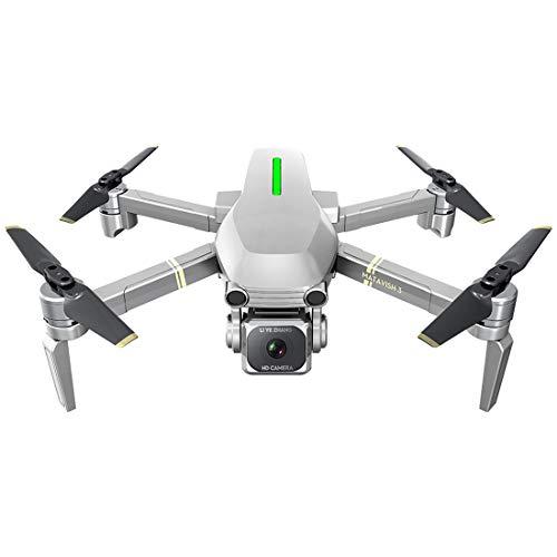 Lommer Drone L109-S RC con fotocamera 4K 5G WIFI pieghevole Drone GPS senza spazzole Quadcopter con immagine Distanza di trasmissione 600-800 metri, Smart Follow con gesti, registrazione foto e video