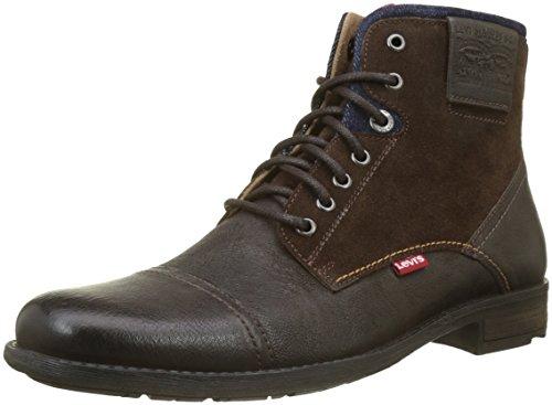 Chaussures Hommes montantes, pas cher couleur Marron - Toutes les tailles