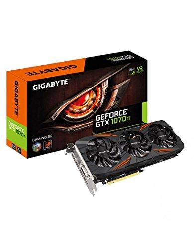 Gigabyte NVIDIA GeForce GTX 1070Ti Gaming 8G 8GB, GDDR5, PCI Express...
